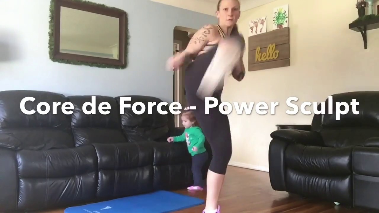 Core Force Energy .What the freak