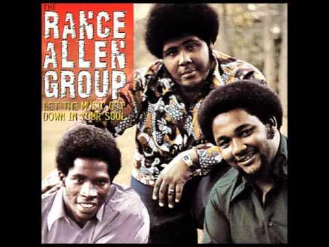 The Rance Allen Group  (You Make Me Wanna Dance)