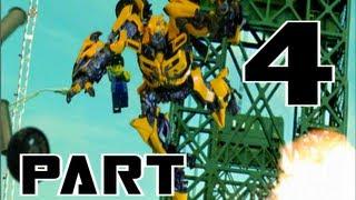 Transformers DOTM Stop Motion (part4) (Highway Battle)(English)
