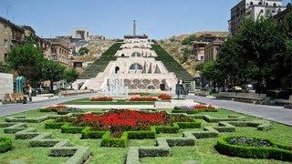 КАСКАД - Уникальнейший Уголок Еревана(, 2012-07-28T14:46:25.000Z)