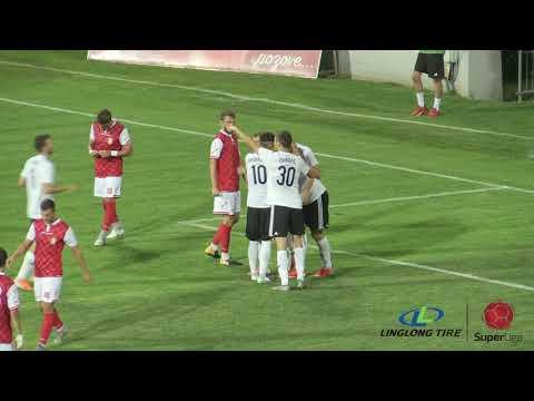 Linglong Tire Super Liga 2019/20 - 1.Kolo: ČUKARIČKI – NAPREDAK 1:0 (1:0)