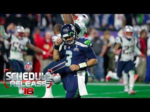 Top 16 NFL Games | 2016 NFL Schedule Release