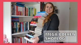 Boeken Shoplog Maart 2016 | Books With A Beauty Chick