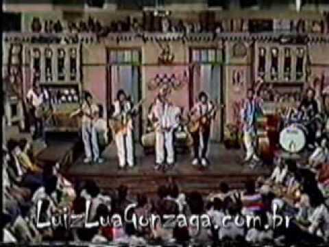 Luiz Gonzaga com Quinteto Violado cantando A missa do Vaqueiro no Som Brasil