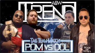 Prophets Of Madness vs. Disciples Of Legion (AOW: Trend)