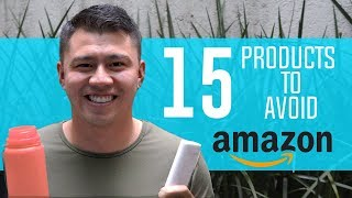 15 Products to AVOID Selling on Amazon FBA | Product Research Series