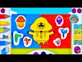 Hey Duggee Learn Colors Blue Yellow Red Hey Duggee Episodes Kids Cartoon Hey Duggee Coloring