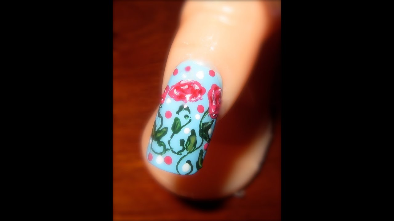 Migi Nail Art Pen - Flower - YouTube