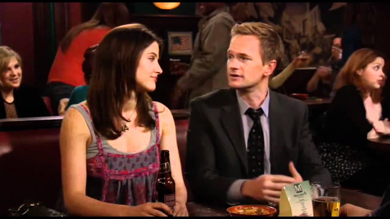 Jak poznałem twoją matkę Robin i Barneya zaczęli się spotykać