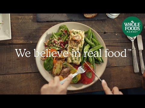 We Believe in Real Food™ | Whole Foods Market