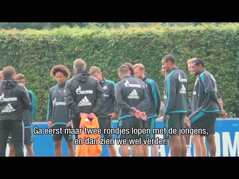 Streetlab - Zonder talent meetrainen bij FC Schalke 04