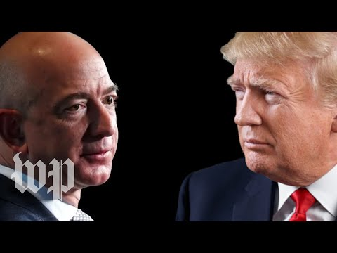 The history of Trump and Amazon's long-standing feud President Trump slammed Amazon, believing the com