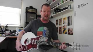 Brian May Guitars Special LE (White)