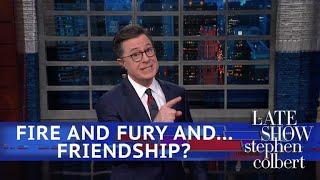 North Korea Sends The U.S. A Friend Request