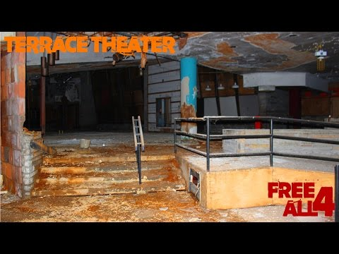 Abandoned Terrace Theater (Old Movie Theater)