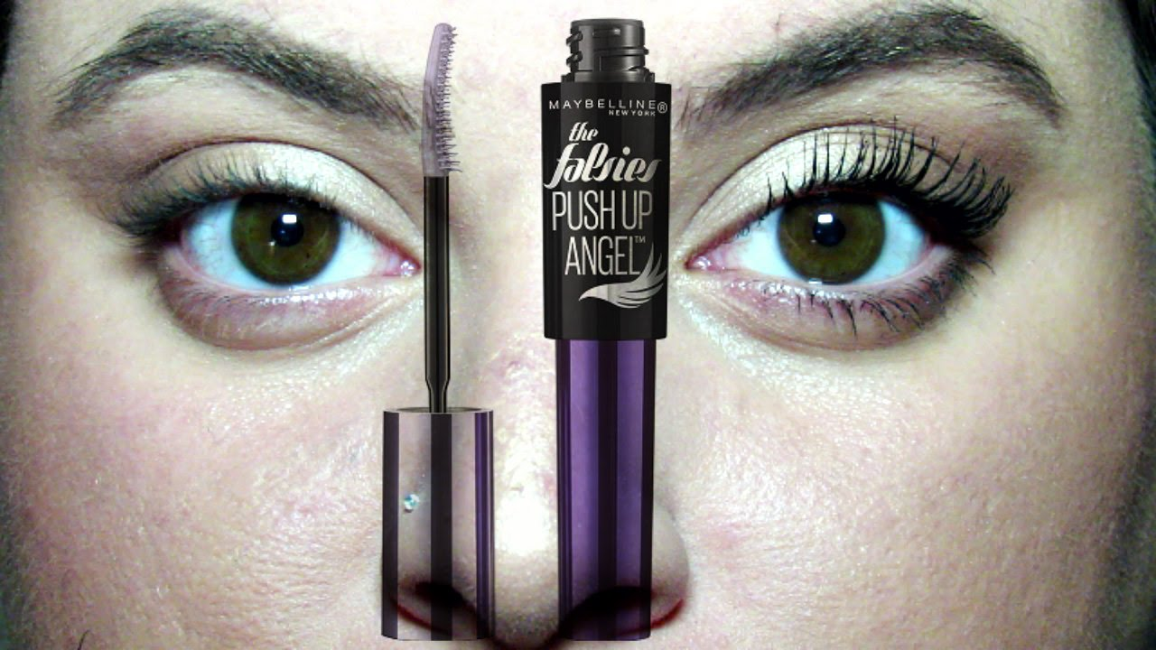 49941ad465e FIRST IMPRESSION; Acquistare Maybelline; Maybelline The Falsies Push Up  Angel Waterproof Mascara ...
