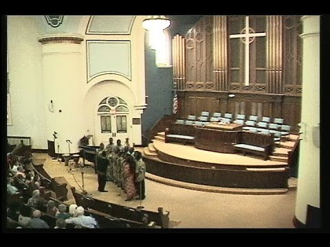 Spcl11y06m16AuDvd - The Africa University Choir