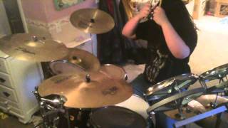 Nightwish - Storytime drums (HD)