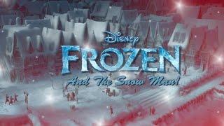 Frozen Filme de Terror?