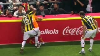 Final Maçı Özeti | 4 Büyükler Salon Turnuvası | Fenerbahçe 8 - Galatasaray 6 | (16.01.2016)