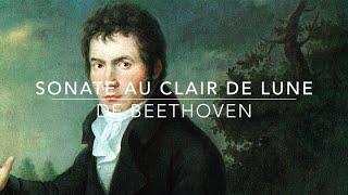 La sonate au clair de lune de Beethoven