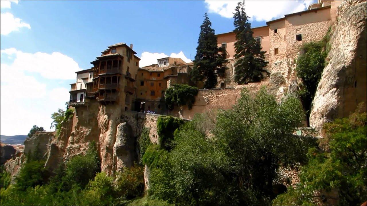 Cuenca espa a casas colgadas youtube - Casas sostenibles espana ...