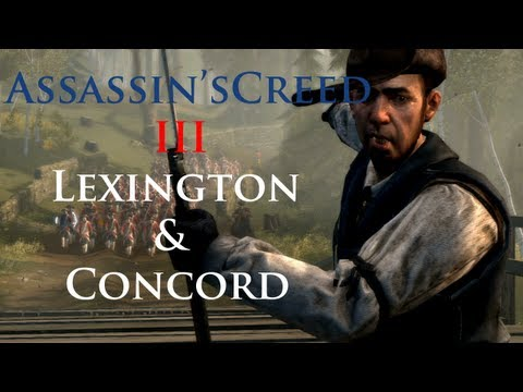 Assassin's Creed 3 - Lexington and Concord