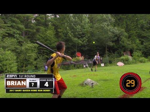 Blitzball Home Run Derby 2017 | CT Blitzball