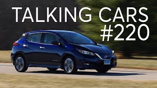 Are Used EVs a Safe Bet; Best First Cars For Teens | Talking Cars with Consumer Reports #220