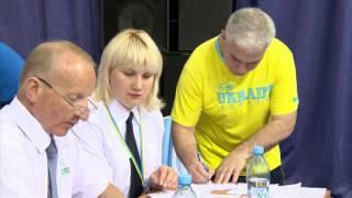 Тяжелая атлетика. Чемпионат Украины-2016. Мужчины, 85 кг, группа А. Городок, Хмельницкая область