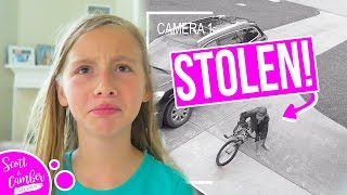 THIEVES STOLE MY BIKE!!   SCOTT AND CAMBER