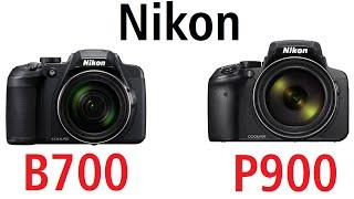 Nikon B700 vs Nikon P900
