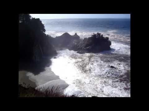 Kalifornische Küste zwischen Big Sur und Monterey