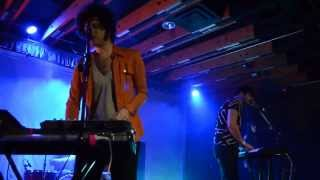Johnny Smash | French Horn Rebellion Live @ Crescent Ballroom, Phoenix, AZ (12/11/13)