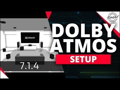 Dolby Atmos & Surround Sound Setup | Equipment Needed