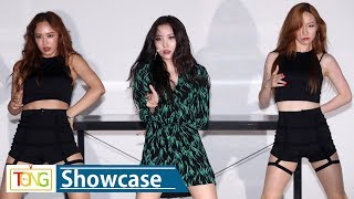 SUNMI(선미) 'Gashina'(가시나) Showcase -Points choreography- (쇼케이스, 포인트 안무, 원더걸스, Wonder Girls)