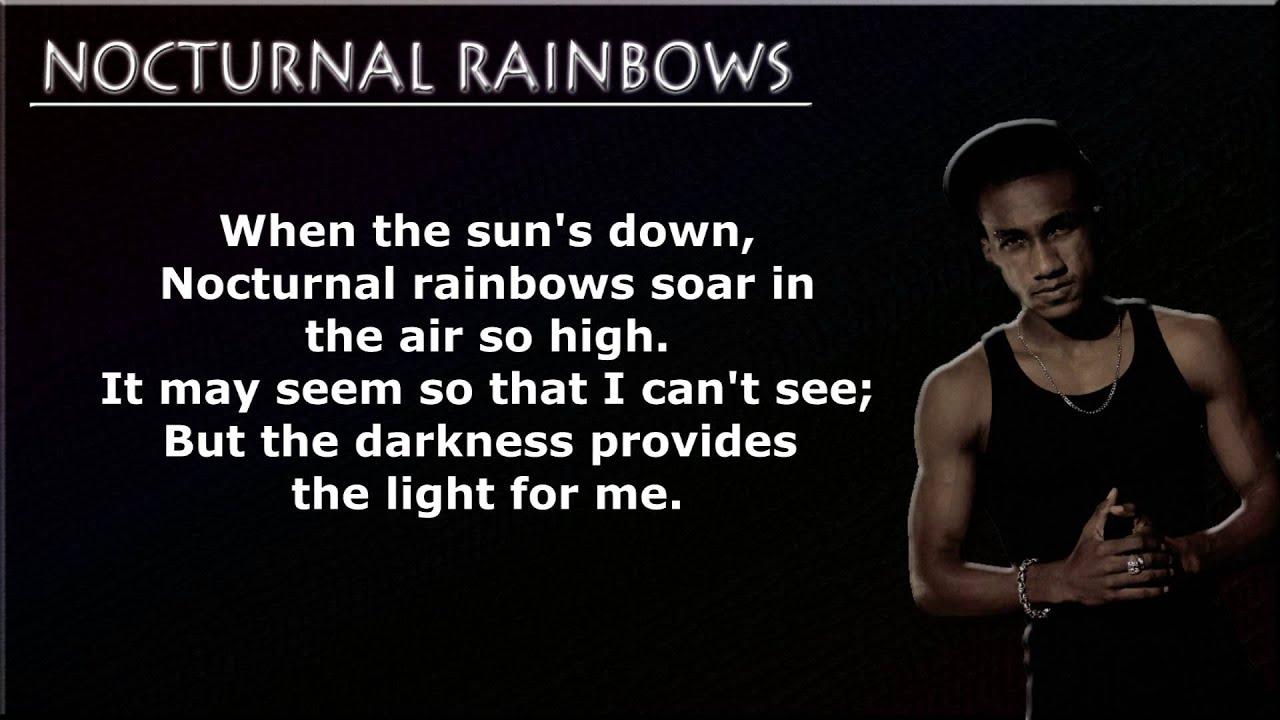 Hopsin nocturnal rainbows lyrics