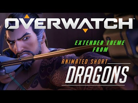 Overwatch Dragons Music Theme Extended