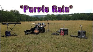 """PURPLE RAIN"" Prince Yanis&Hugo (cover)"