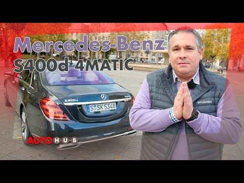 Mercedes S400d - Das Imperium schlägt zurück? Mit Habby