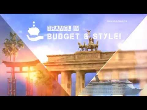 Travel Agency TV Commercial (After Effects template project)