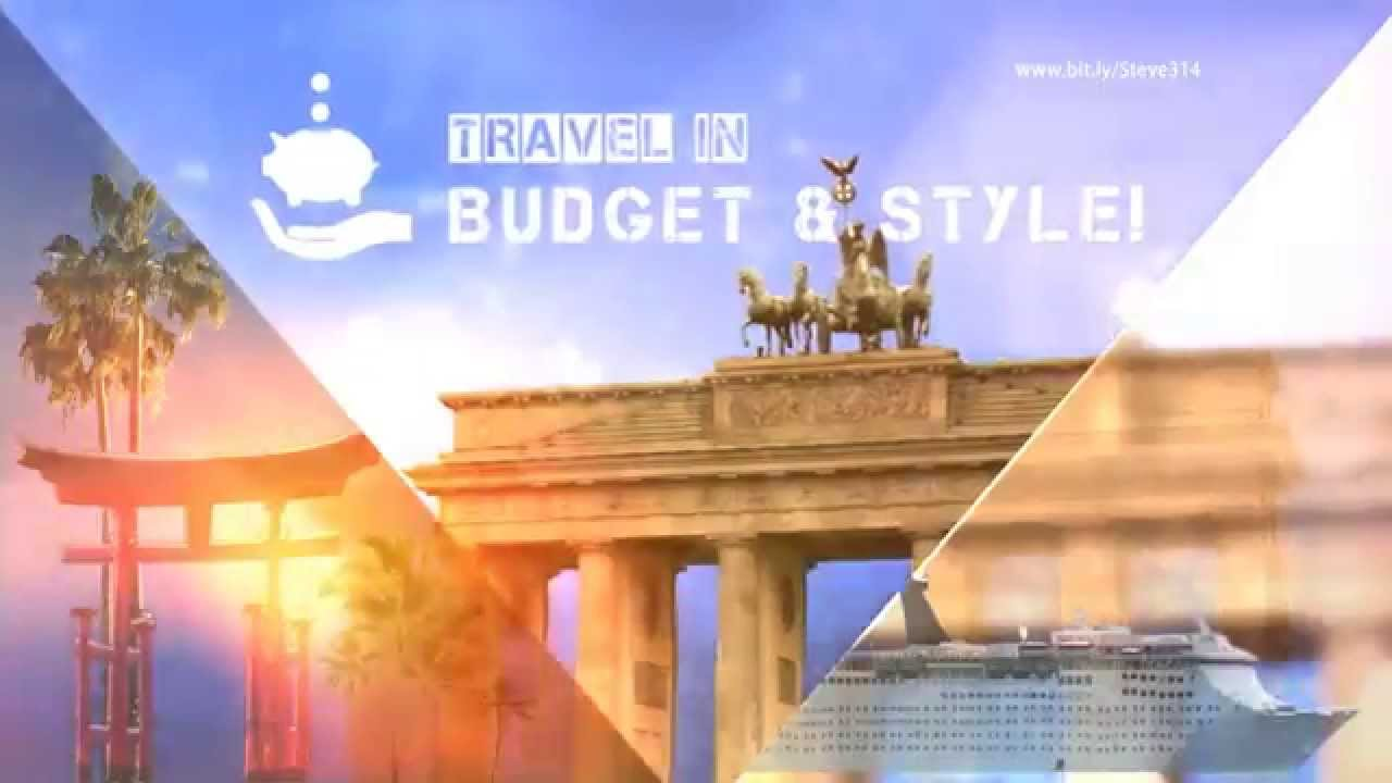 Travel Agency TV Commercial After Effects Template Project