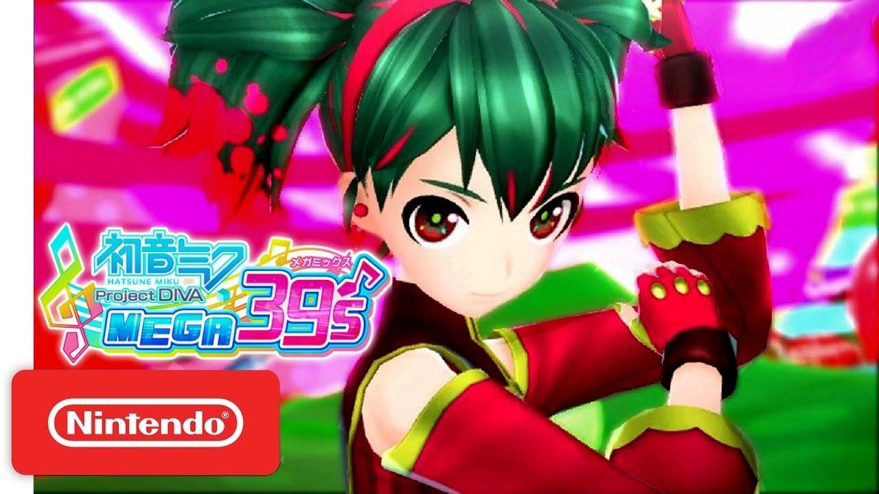 Hatsune Miku Project Diva Mega Mix Dlc Packs 2 And 3 Launch March 13th 2020 Nintendosoup