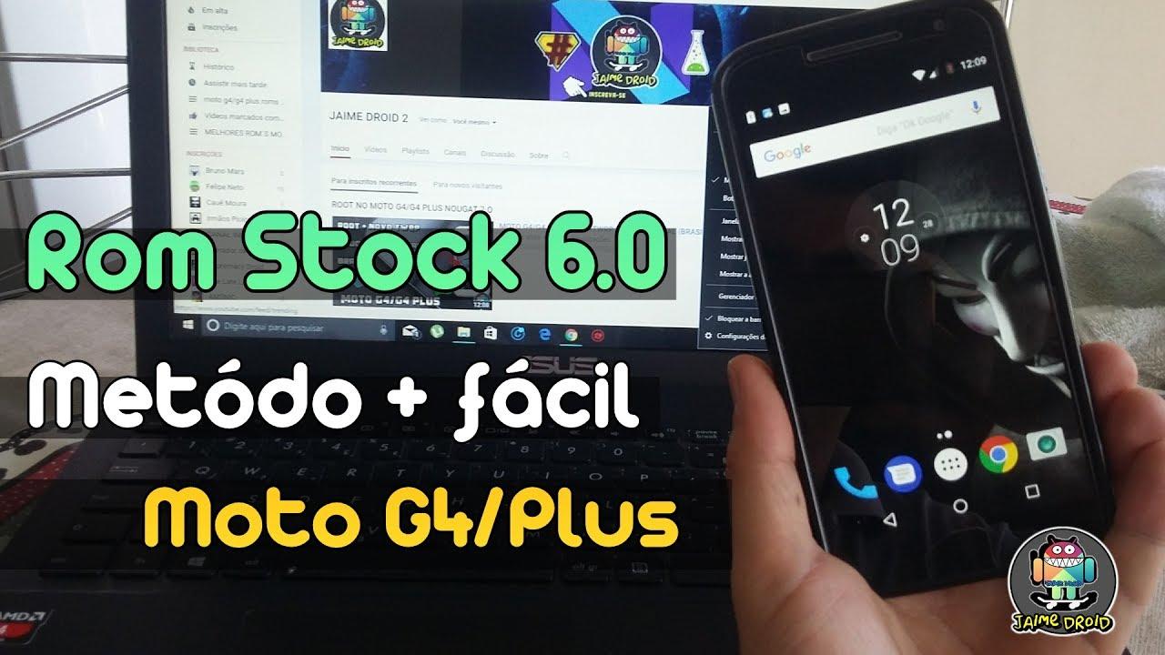 Rom stock de f brica moto g4 plus m todo mais f cil youtube - Moto g4 stock wallpapers ...