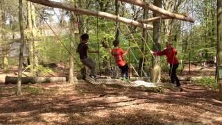 Aktivitäten für kinder im WOW-Park Dänemark