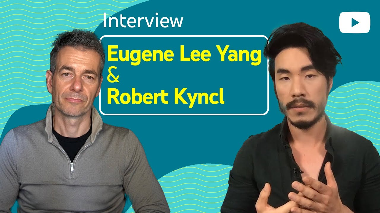 We need to #TalkAsianHate: Robert Kyncl and Eugene Lee Yang