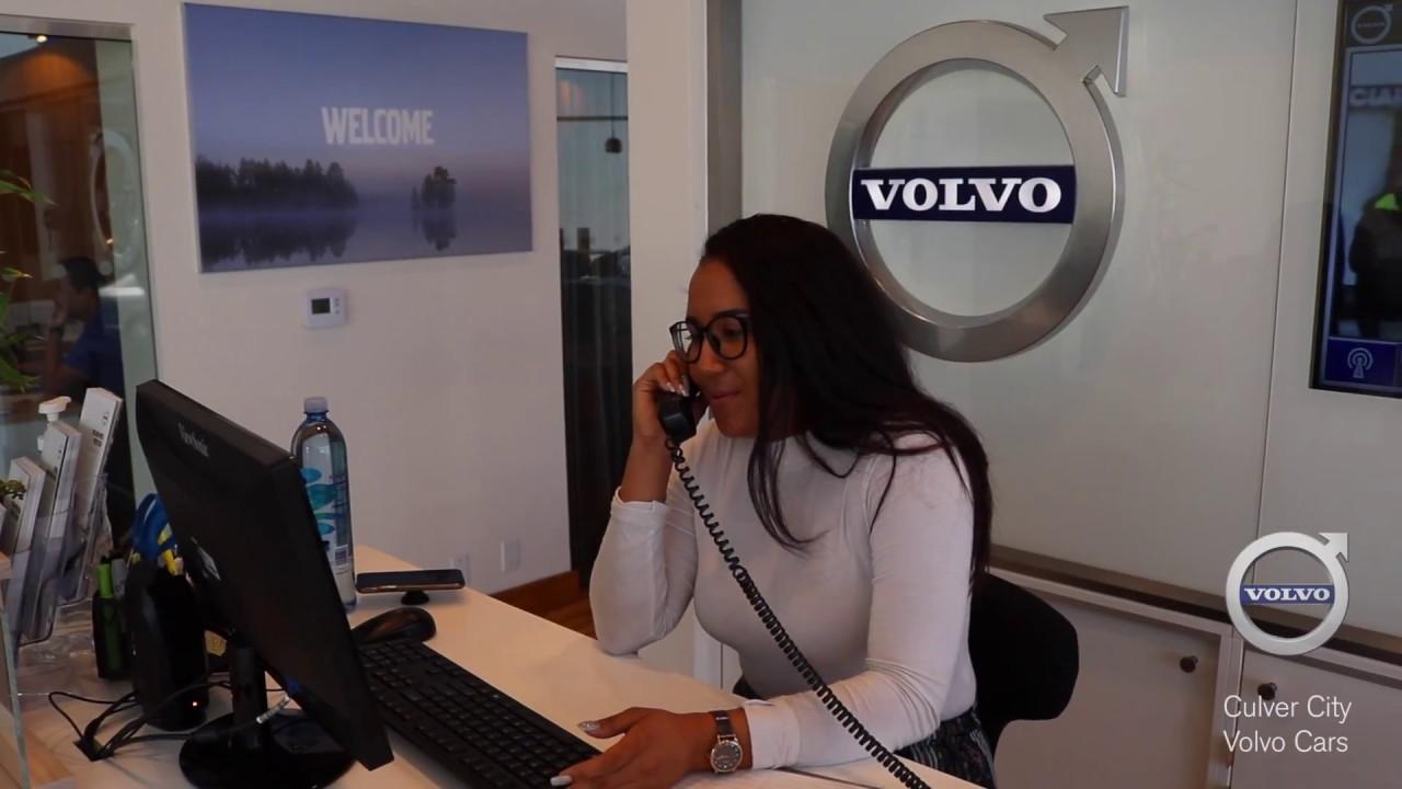Volvo Culver City >> Welcome To Culver City Volvo