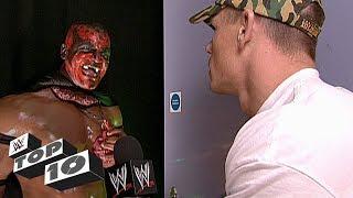 Embarrassing backstage encounters: WWE Top 10, Jan. 19, 2019
