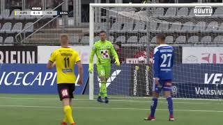 Ottelukooste: KuPS - HJK 0-0