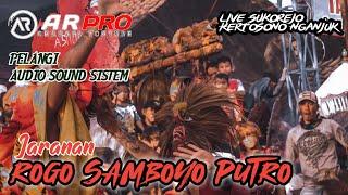 Download 2020 GEDE ROSO TERBARU VERSI GANONGAN - ROGO SAMBOYO PUTRO - LIVE SUKOREJO KERTOSONO